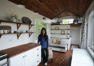 Ana White Tiny House Interieur