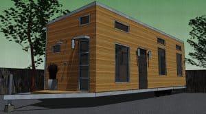 Tern Island Tiny House Modern