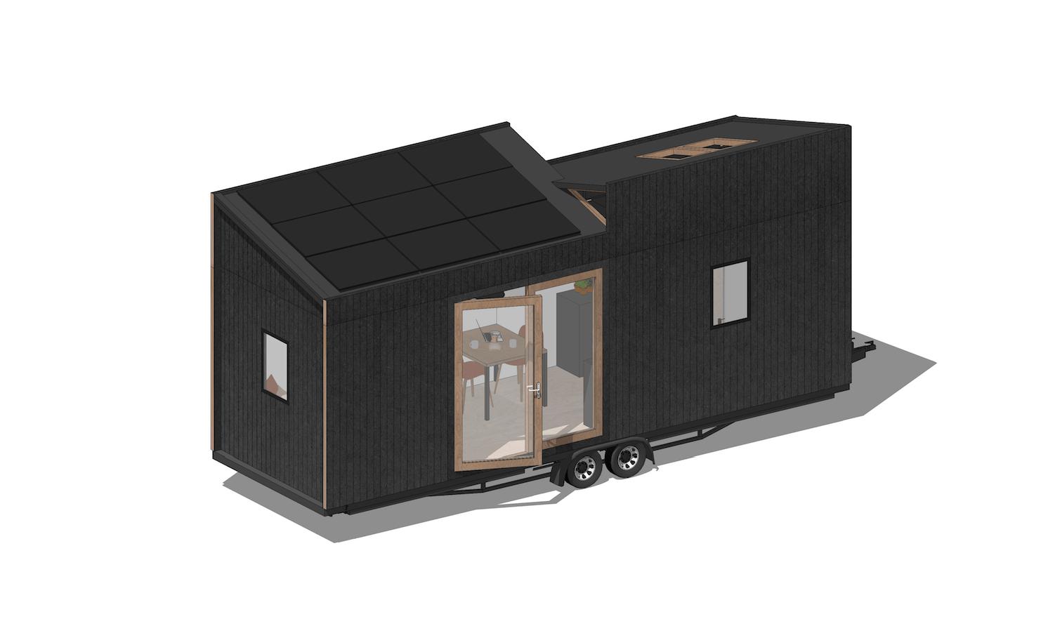 tiny house nomad