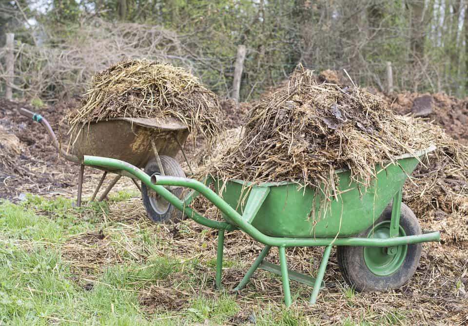 compost van composttoiletten
