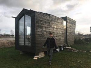 koen voor tiny house